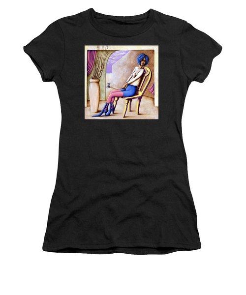 BLU Women's T-Shirt
