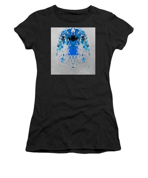 Blue Alien Women's T-Shirt