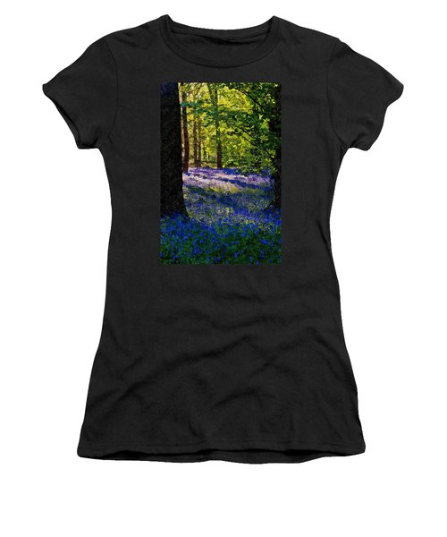 Bluebells Women's T-Shirt (Athletic Fit)