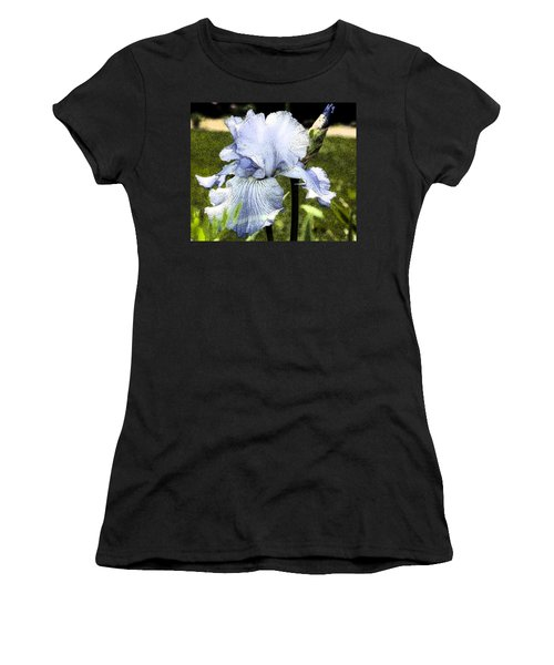 Blue Iris Women's T-Shirt