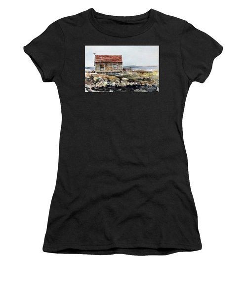 Blue Rocks Nova Scotia Women's T-Shirt