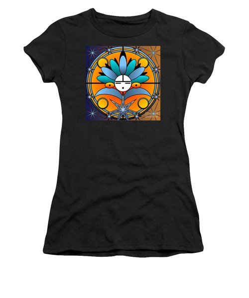 Blue Star Kachina 2012 Women's T-Shirt (Athletic Fit)
