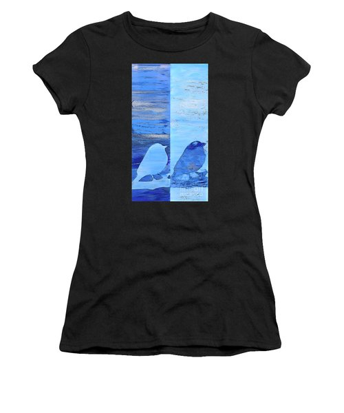 Bluebirds Women's T-Shirt