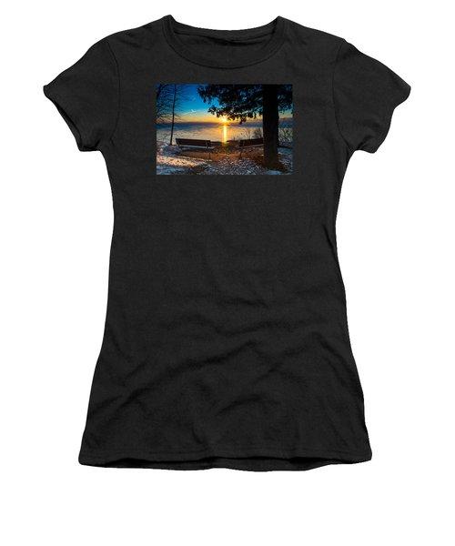 Bluff  Benches Women's T-Shirt