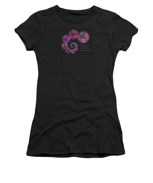 Blustery Day Haiga Women's T-Shirt