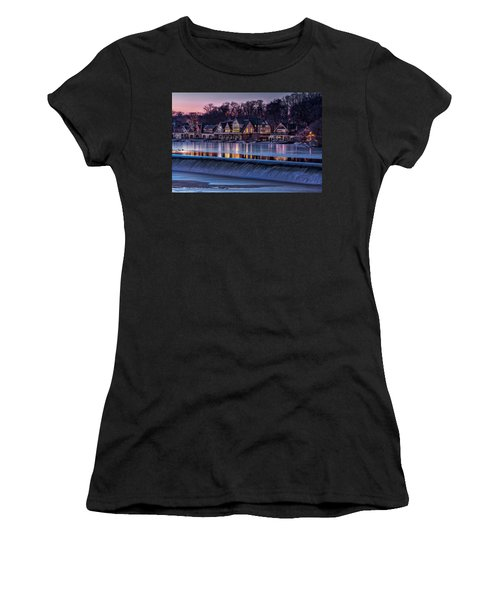 Boathouse Row Women's T-Shirt