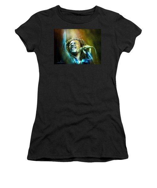 Bob Marley 06 Women's T-Shirt