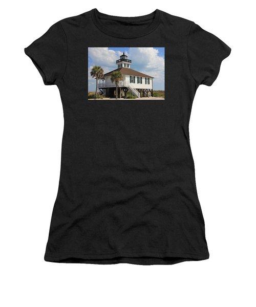 Boca Grande  Women's T-Shirt (Athletic Fit)