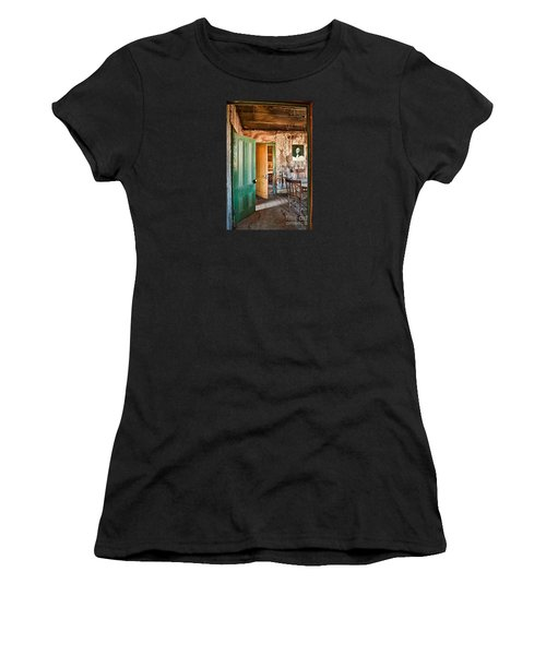 Bodie Doors Women's T-Shirt (Junior Cut) by Alice Cahill