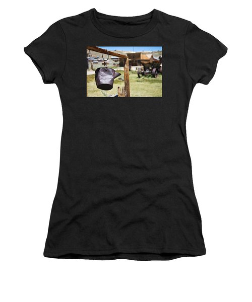 Bodie Ghost Town 2 - Old West Women's T-Shirt (Athletic Fit)