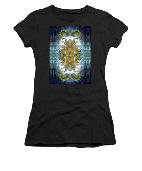Bogomil Variation 14 - Otto Rapp And Michael Wolik Women's T-Shirt