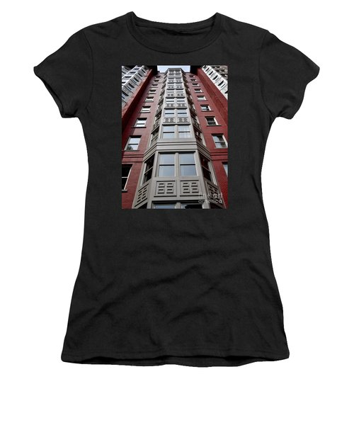 Boston Skyscraper Women's T-Shirt