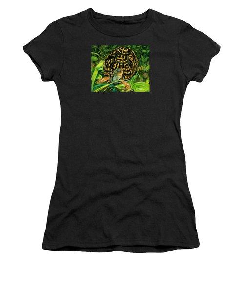 Box Turtle Women's T-Shirt