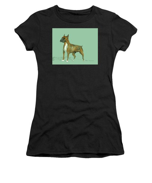 Boxer Women's T-Shirt