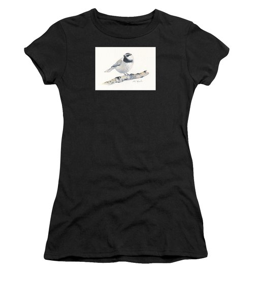 Bozeman Native - Mountain Chickadee Women's T-Shirt