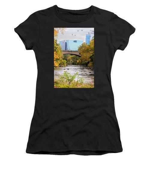 Brandywine Creek Women's T-Shirt (Athletic Fit)