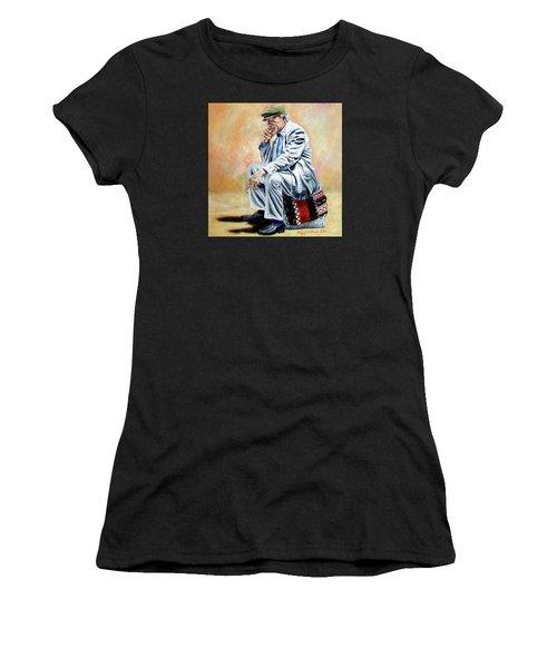 Break For Smoking - Apeadero Para Fumar Women's T-Shirt (Athletic Fit)