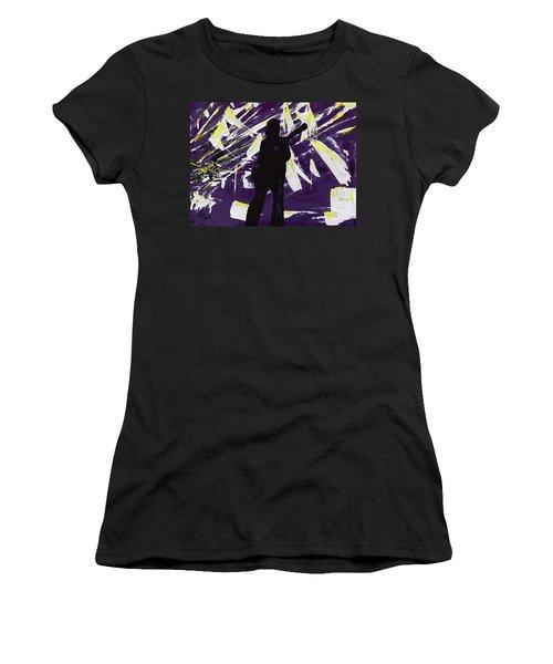 Breakdown Women's T-Shirt (Athletic Fit)
