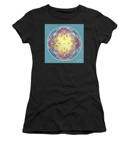 Breath Of Life Mandala Women's T-Shirt