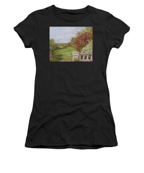 Brewers Garden Women's T-Shirt (Athletic Fit)