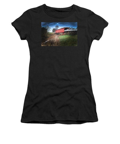 Bridges Of Madison County Women's T-Shirt (Athletic Fit)
