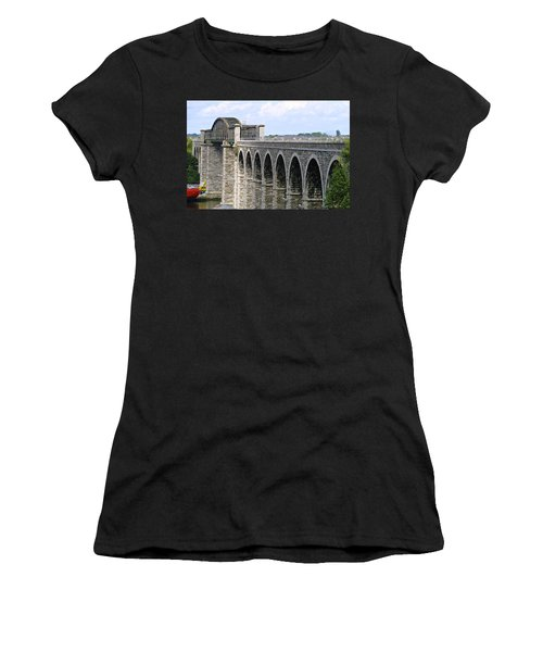 Bridging The Boyne Women's T-Shirt (Athletic Fit)