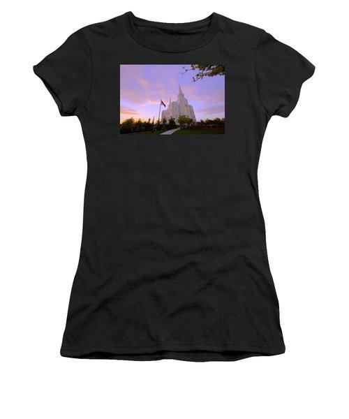 Brigham City Temple I Women's T-Shirt