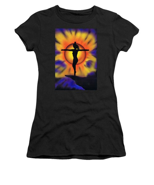 Bring Me Back To Life. Women's T-Shirt (Athletic Fit)