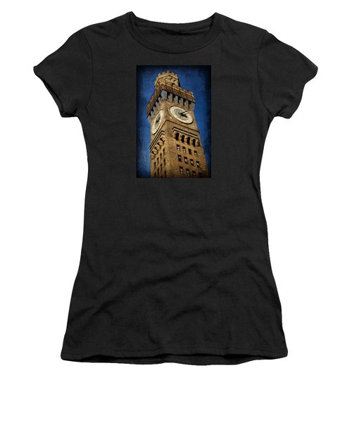 Bromo Seltzer Tower No 3 Women's T-Shirt (Athletic Fit)