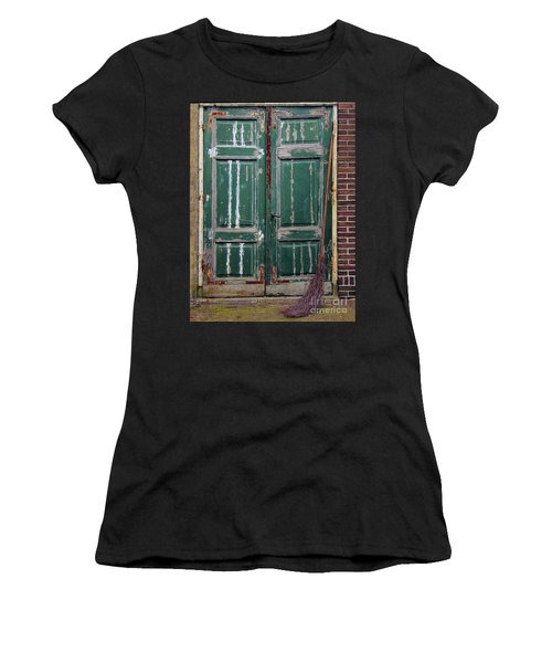 Broom Door Women's T-Shirt