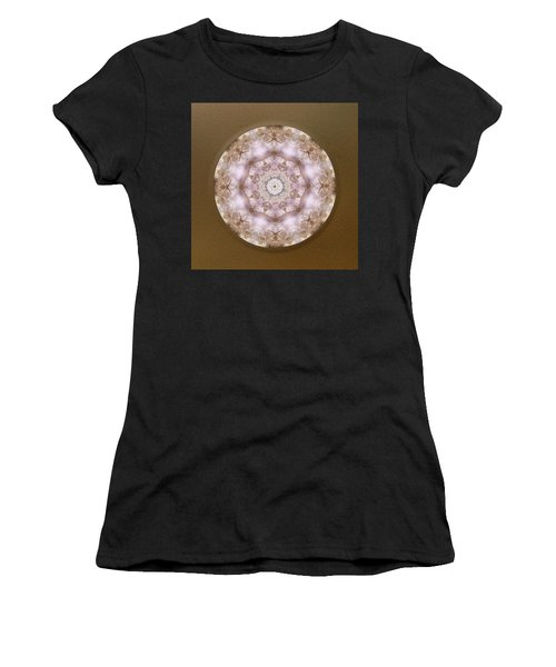 Buddha Blessing Women's T-Shirt (Athletic Fit)