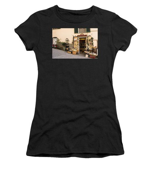 Burasca Shop Of Manarola Women's T-Shirt