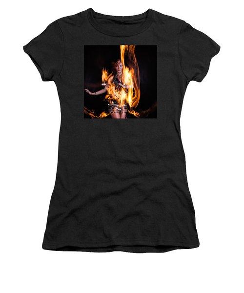 Burn It Up Women's T-Shirt