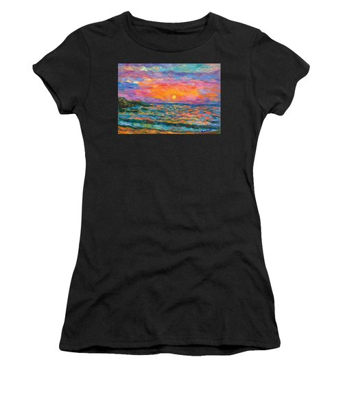 Burning Shore Women's T-Shirt