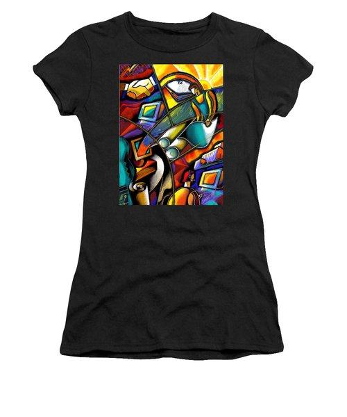 Business World Women's T-Shirt