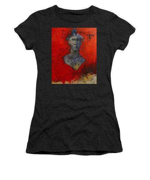 Bust Ted - With Sawdust And Tinsel  Women's T-Shirt