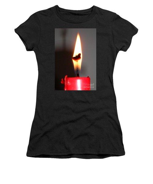 Butterfly Flame Women's T-Shirt