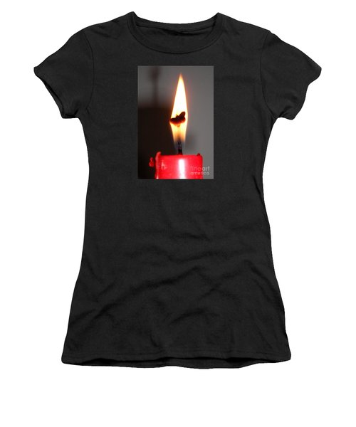 Butterfly Flame Women's T-Shirt