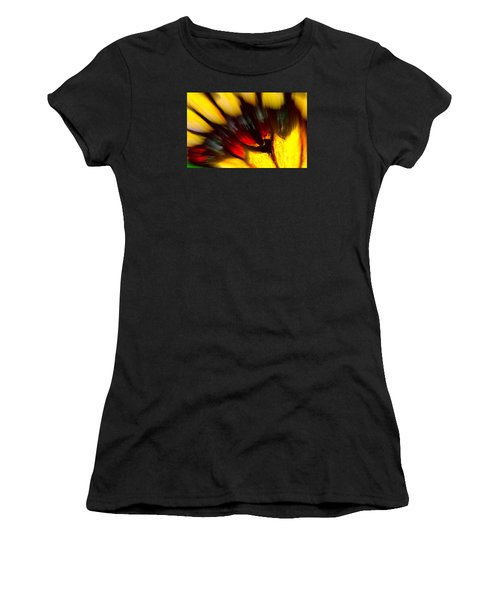 Butterfly Wing Pastel Women's T-Shirt (Athletic Fit)