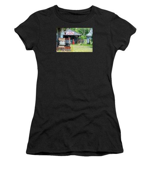 Bygone Women's T-Shirt (Athletic Fit)