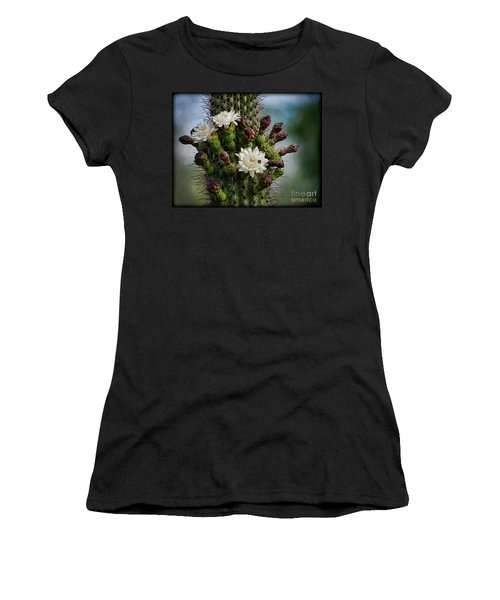 Cacti Bouquet  Women's T-Shirt