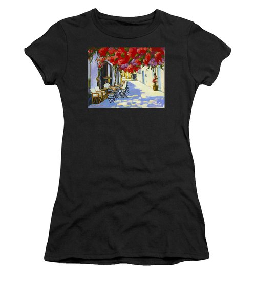 Cafe Women's T-Shirt