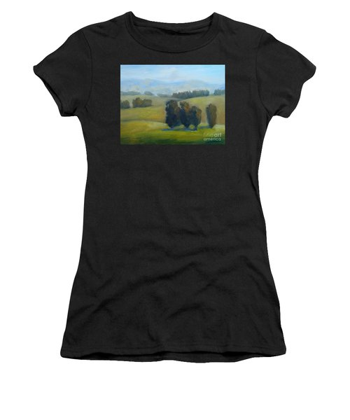 California Hills Late February Women's T-Shirt