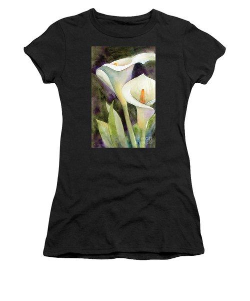 Calla Lilies Women's T-Shirt