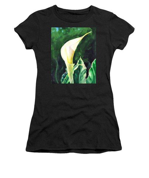 Calla Lily Women's T-Shirt