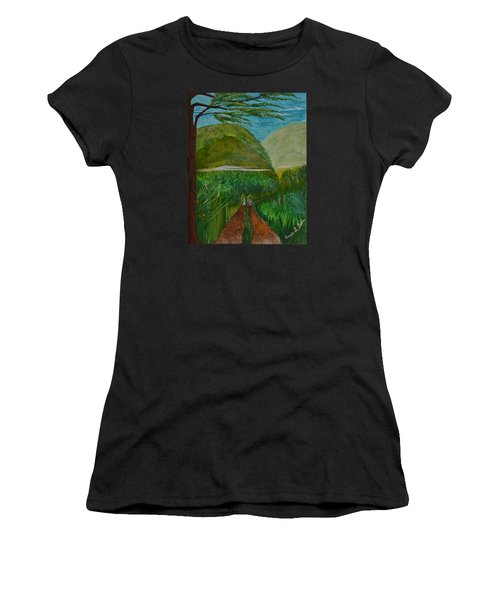 Called To The Mission Field Women's T-Shirt (Athletic Fit)