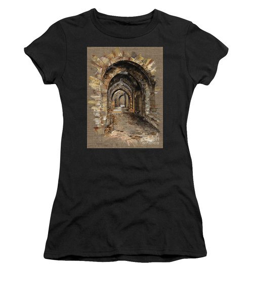 Camelot -  The Way To Ancient Times - Elena Yakubovich Women's T-Shirt