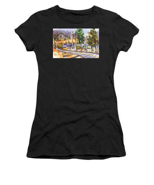 Camp Penuel At Lake Killarney Women's T-Shirt