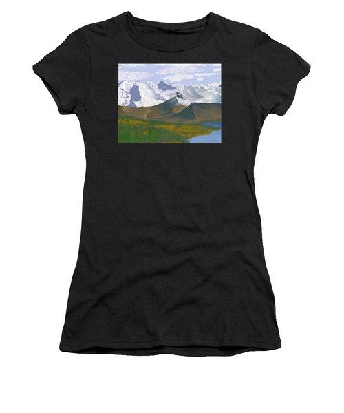 Canadian Rockies Women's T-Shirt