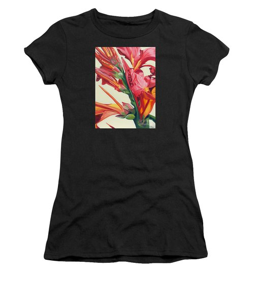 Canna Lily Women's T-Shirt